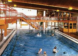 Schwimmbad von Braunlage