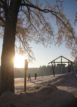 Winterurlaub im Harz mit Kindern - Skiurlaub Braunlage