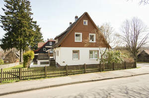 Harz-Ferienhaus in Braunlage - Haus Blocksberg