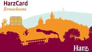 Harz Card - kostenloser Eintritt in den wichtigsten Sehenswürdigkeiten im Harz
