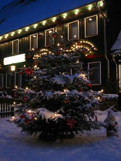 Weihnachtsfeier im Harz Hotel Altes Forsthaus Braunlage