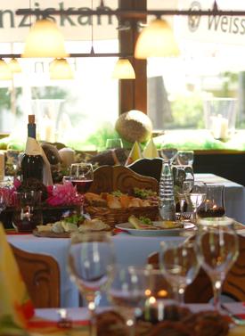 Restaurant im Harz Hotel Altes Forsthaus