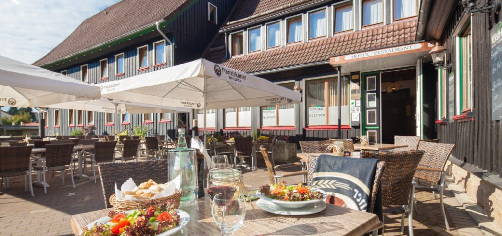 Tisch reservieren im Restaurant Altes Forsthaus Braunlage